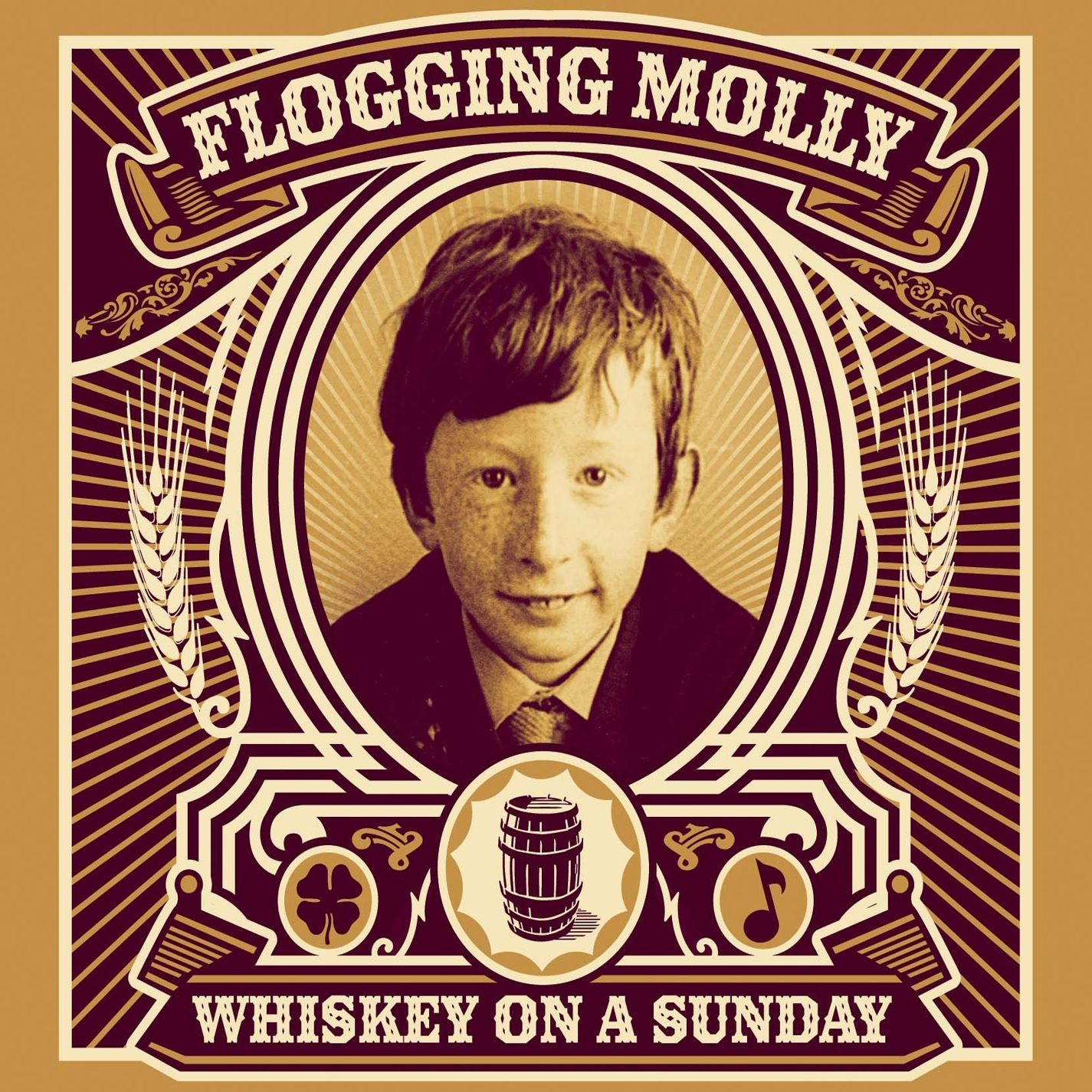 "Flogging Molly - ""Whiskey on a Sunday"""