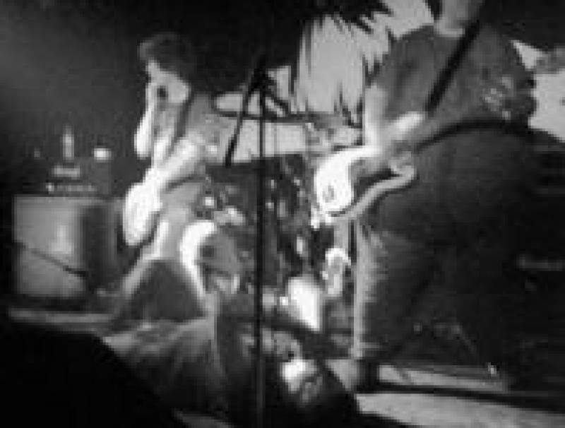 The Adolescents live at Hairy Mary's