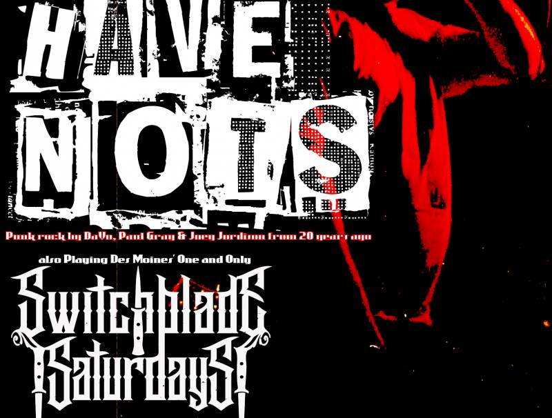 have Nots Poster