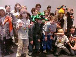 2009 Lego league